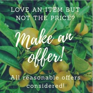 🍋I LOVE OFFERS!🍋